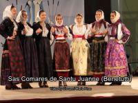 SA COMARES DE SANTU JUANNE ( Benetutti)